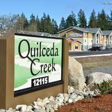 Rental info for Quilceda Creek