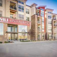 Rental info for AMLI at Interlocken in the Westminster area