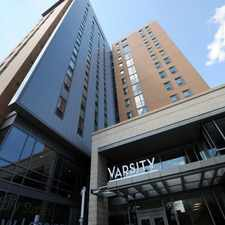 Rental info for The Varsity Ann Arbor