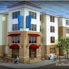 Rental info for 101 Roosevelt at Gateway