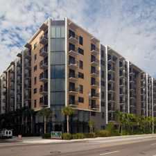 Rental info for Aviva Coral Gables in the Miami area