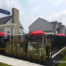 Rental info for Ravines at Rocky Ridge in the Columbus area