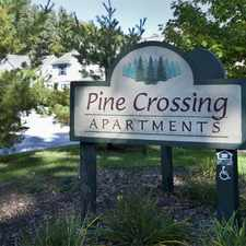 Rental info for Pine Crossing Apartments