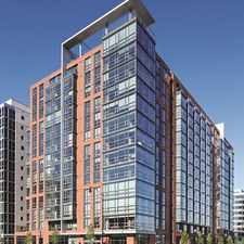 Rental info for Parc Riverside in the SW Ballpark - Navy Yard area