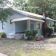 Rental info for 2614 E 20th Ave in the Tampa area