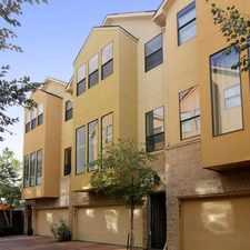 Rental info for 5421 Kansas Street in the Washington Avenue - Memorial Park area