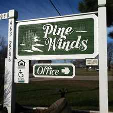Rental info for Pinewinds I Apartments