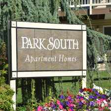 Rental info for Park South in the Seattle area