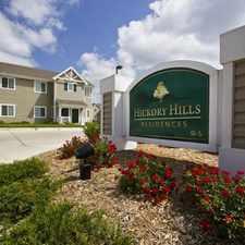 Rental info for Hickory Hills Residences