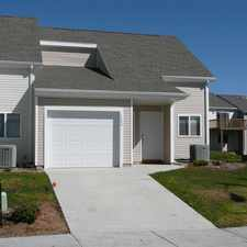 Rental info for AVAILABLE NOW-3 Bedroom 2 Bath 2 Story Townhouse