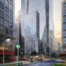 Rental info for Prism at Park Avenue South