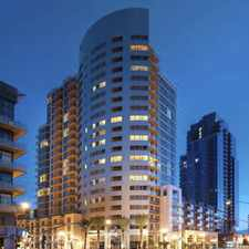 Rental info for Strata in the San Diego area