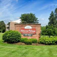 Rental info for Hillcrest Village Apartments - Niskayuna Schools