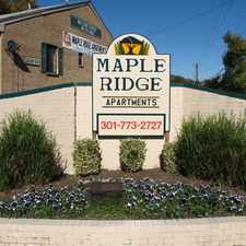 Rental info for Maple Ridge