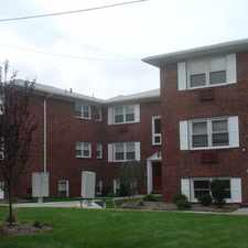 Rental info for Colonial Village Apartments in the Newark area