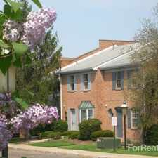 Rental info for Prince Frederick Townhouses