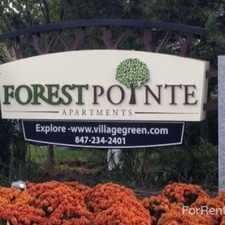 Rental info for Forest Pointe