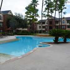 Rental info for Veranda at Centerfield, The in the Houston area