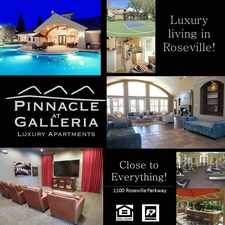 Rental info for Pinnacle at Galleria Luxury Apartments