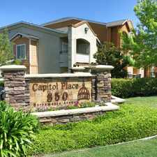 Rental info for Capitol Place in the Sacramento area