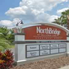 Rental info for NorthBridge at Millenia Lake