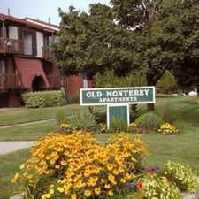 Rental info for Old Monterey
