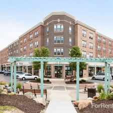 Rental info for River Market Apartments