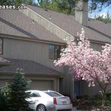 Rental info for Two Bedroom In Mahwah