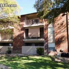 Rental info for One Bedroom In North Austin in the Round Rock area