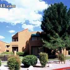 Rental info for One Bedroom In Pima (Tucson) in the Tucson area