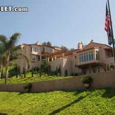 Rental info for Five+ Bedroom In Eastern San Diego in the San Diego area