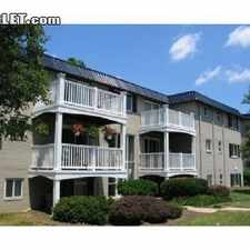Rental info for One Bedroom In Baltimore County in the Perry Hall area