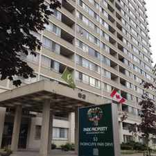 Rental info for 53 Thorncliffe Park Drive in the Thorncliffe Park area