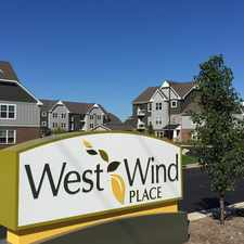 Rental info for West Wind Place in the Allendale area