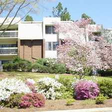 Rental info for Bolinwood Condomiums in the Chapel Hill area