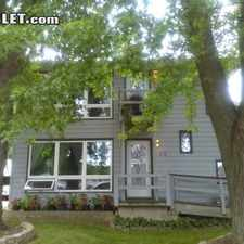 Rental info for $3500 4 bedroom House in Winnebago County Neenah in the Neenah area