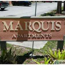 Rental info for If you have any question regarding this listing do not hesitate to contact us at (813) 879-5491 or visit our web site at http://marquisrentalapartments.com/floridian-apartments in the Tampa area