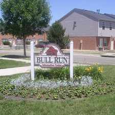 Rental info for Bull Run Town Homes
