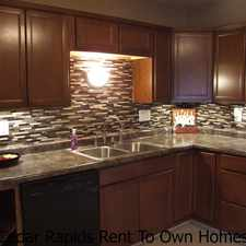 Rental info for Are you ready? Rent to Own Remodeled 4 bed 2 bath -MAN CAVE