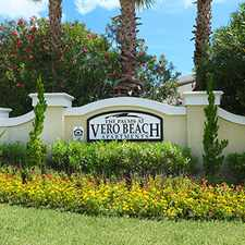 Rental info for The Palms at Vero Beach