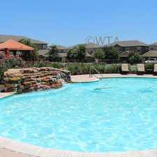 Rental info for 20404 Poppy Hills Trl # 23718 in the Round Rock area