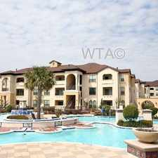 Rental info for 12800 Center Lake Dr in the Austin area