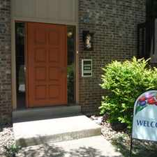 Rental info for Sandy Creek Apartments in the Bethel Park area