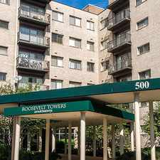 Rental info for Roosevelt Towers