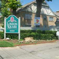 Rental info for London Square in the Heller Park area