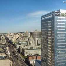 Rental info for 100 Van Ness in the San Francisco area