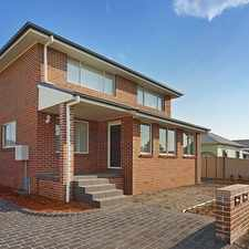 Rental info for BRAND NEW TOWNHOUSE in the Warilla area