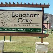 Rental info for Longhorn Cove