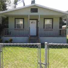 Rental info for WONDERFUL COZY 2 BEDROOM HOME in the Daytona Beach area