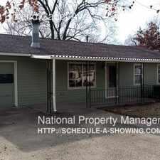 Rental info for 1325 East Glenn Dr.